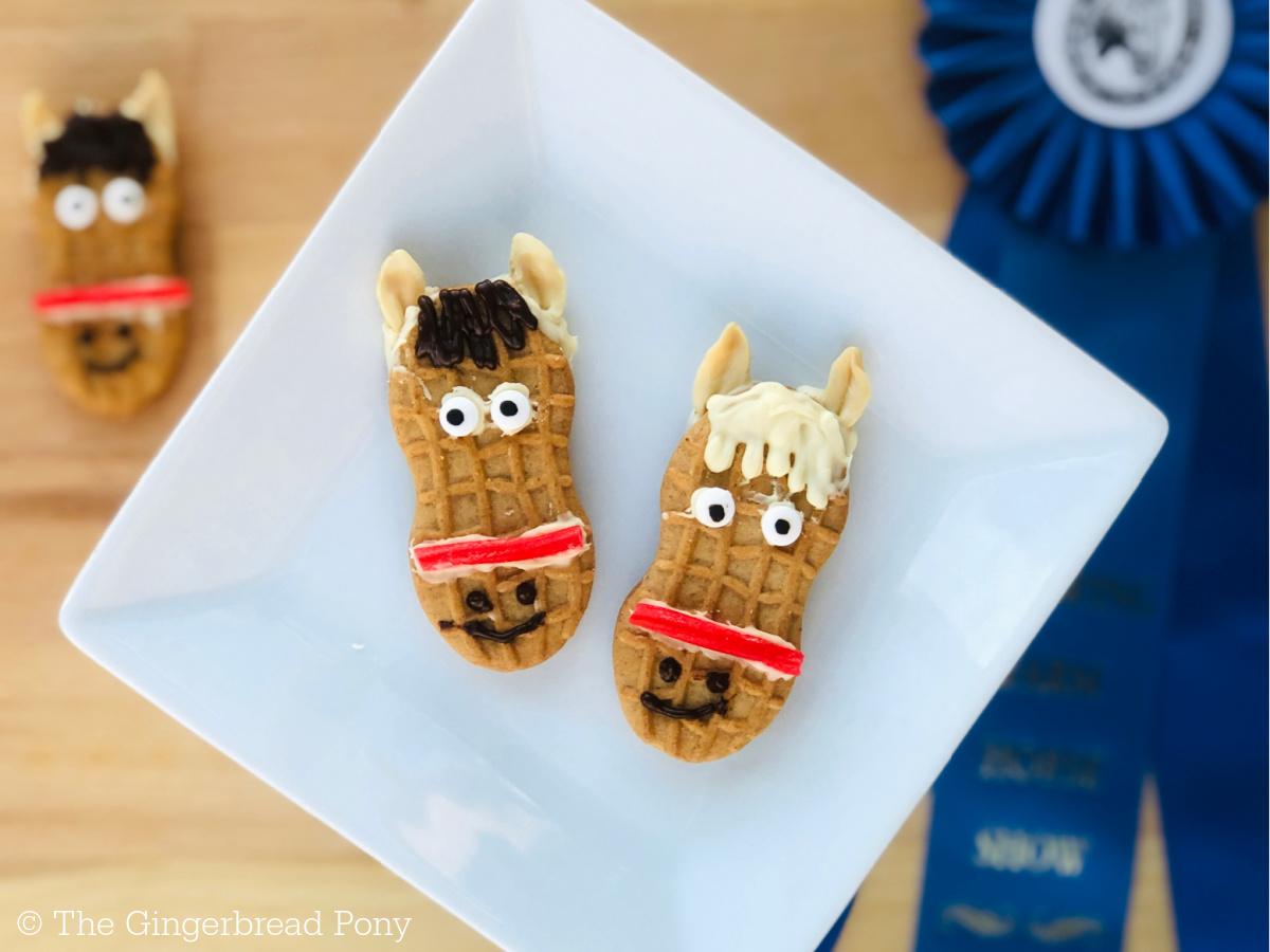 Nutter Butter Horse Cookies Hero 2