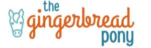 The Gingerbread Pony Logo